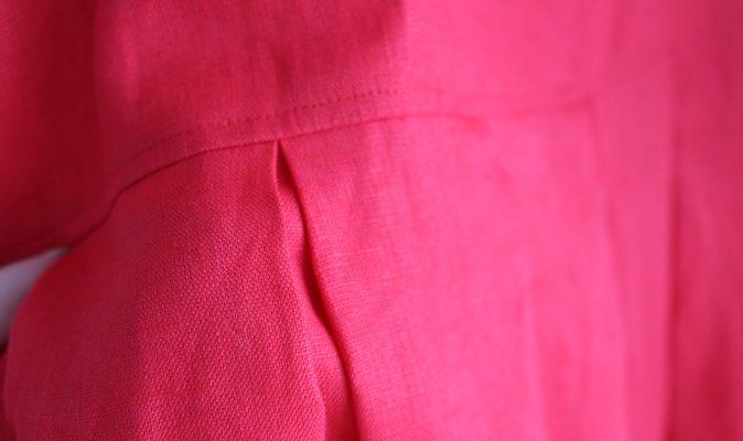 服のあれこれ「タック」とは?‐wafu的ファッション事典