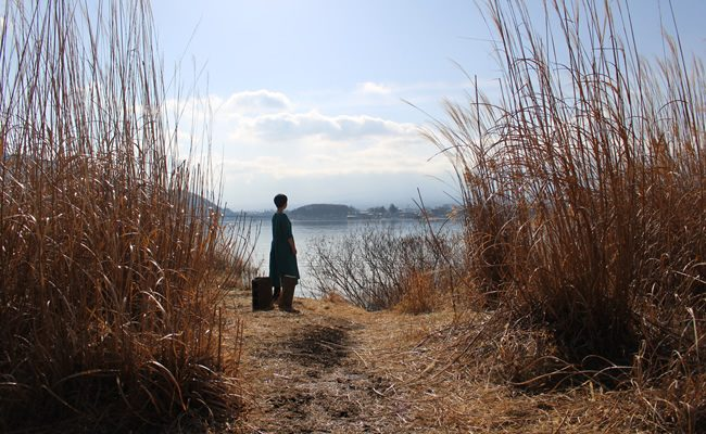 山梨を見てみよう―河口湖・長崎公園編