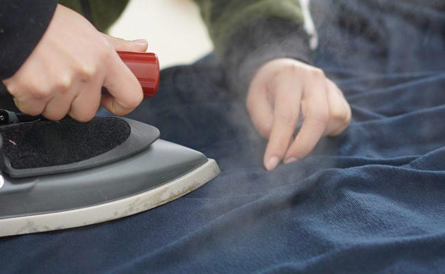 服屋が教える!服をきれいに保存する、洗濯後の仕上げ・アイロンのかけかた基本編