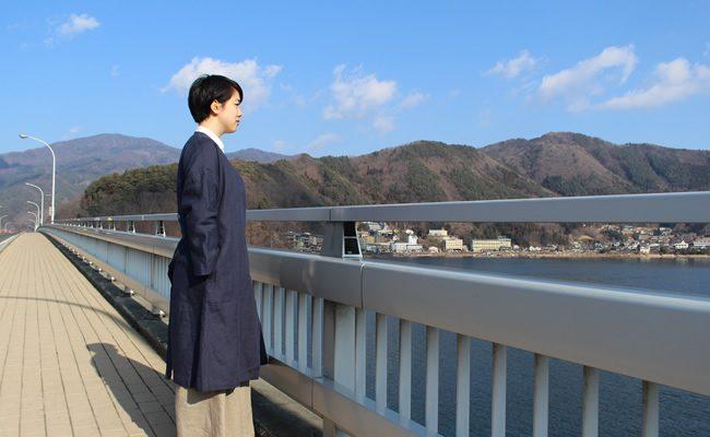 山梨を見てみようー河口湖大橋・河口浅間神社