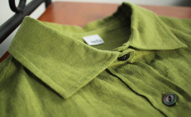 服の「襟」を、改めて考えてみる。種類は?歴史は?ーwafu的ファッション辞典