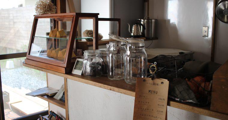 縫製工場の飲食店(カフェ)がオープンしました。