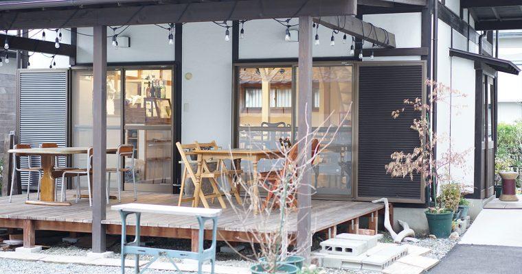 縫製工場のCafe【wafu】ワフ