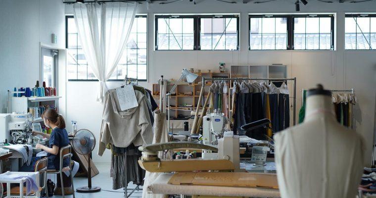 CIPはモノ作りの場であり、wafuの服が買える場所であり、カフェでもあるところ