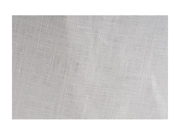 中厚 リネン エプロン 4ポケット後ろ結いエプロン / ホワイト【サイズフリー】z001d-wht2